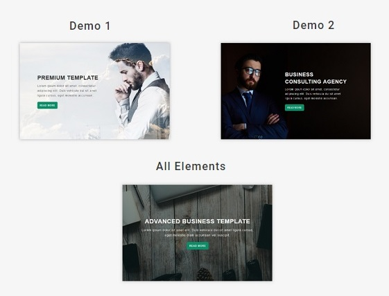 Get - Responsive Email Template + Stampready Builder