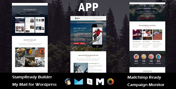 Shopping - Ecommerce Responsive Email Template with Stampready Builder Access - 4